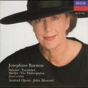 Album Josephine Barstow: Opera Finales from John Mauceri