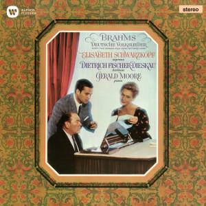 Album Brahms: Deutsche Volkslieder, WoO 33 from Gerald Moore