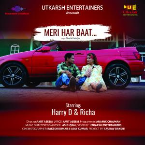 Album Meri Har Baat from Shahid Mallya