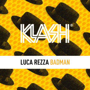 Album Badman from Luca Rezza