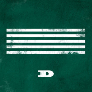 Album D from BIGBANG