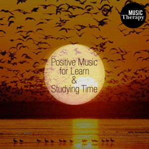 Album Music Therapy: Positive Music for Learn & Studying Time. Pacefull, Brain Concentration, Work Efficiency, Relaxing & Study with New Age Songs from Health Care