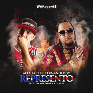 Album Represento (feat. Termanology) from Alex Fatt