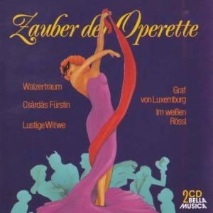 Orchester Der Wiener Volksoper的專輯Zauber der Operette