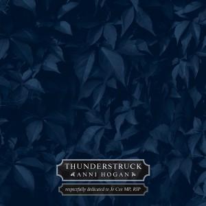 Anni Hogan的專輯Thunderstruck