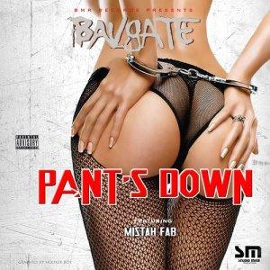 Album Pants Down (feat. Mistah F.A.B.) (Explicit) from BavGate