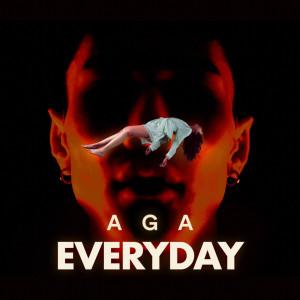 收聽AGA的Everyday歌詞歌曲