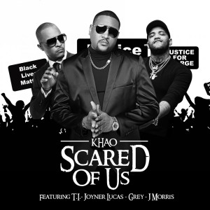 Khao的專輯Scared of Us