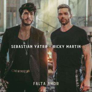 Ricky Martin的專輯Falta Amor