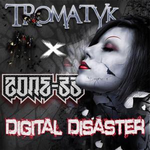 Album Digital Disaster from ZONE-33