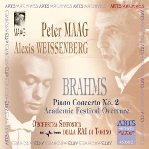 Brahms: Piano Concerto No. 2 & Academic Festival Overture