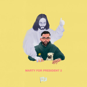 Marty的專輯Marty For President 2