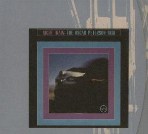 Album Night Train from Oscar Peterson