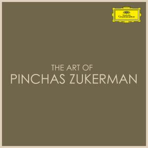 Pinchas Zukerman的專輯The Art of Pinchas Zukerman