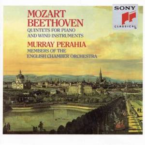 Members of the English Chamber Orchestra的專輯Mozart & Beethoven: Piano Quintets