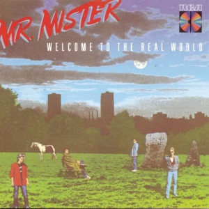 Album Welcome To The Real World from Mr.Mister