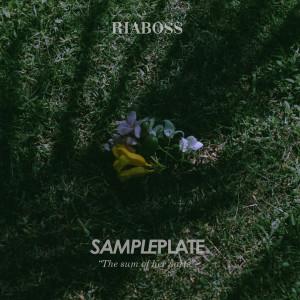 Album Sampleplate from Ria Boss