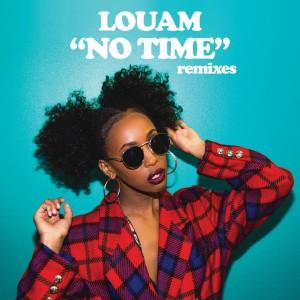 Album No Time from Louam