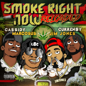 Album Smoke Right Now (Remix) [feat. Cassidy, Jim Jones & Curren$y] (Explicit) from Marcosus