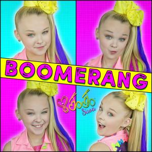 Listen to Boomerang song with lyrics from JoJo Siwa