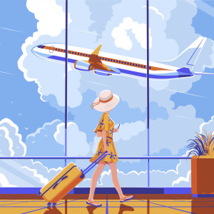 Album Airport from Lounge Music Channel