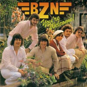 Album You're Welcome from BZN