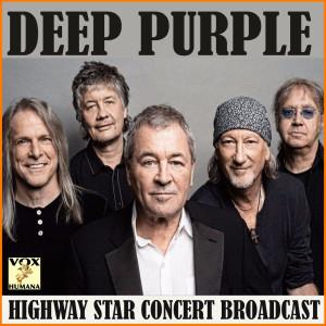 Album Deep Purple Highway Star Concert Broadcast from Deep Purple