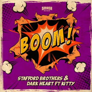 Album Boom from Stafford Brothers