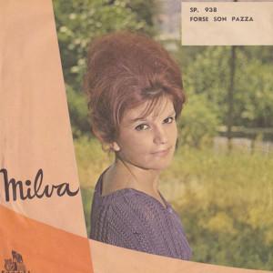 Album Forse Son Pazza from Milva