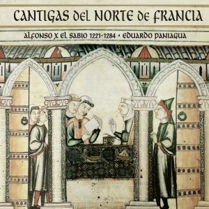 Album Cantigas del Norte de Francia from Eduardo Paniagua