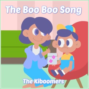 Album The Boo Boo Song from The Kiboomers