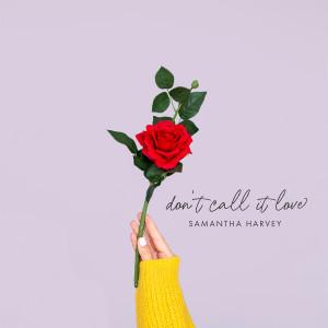 Album Don't Call It Love from Samantha Harvey
