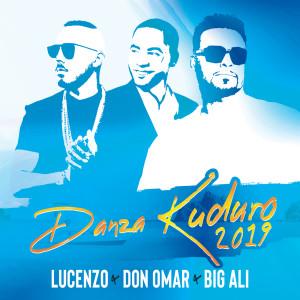 Album Danza Kuduro 2019 from Lucenzo