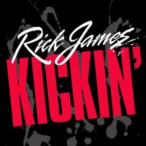 Album Kickin' from Rick James