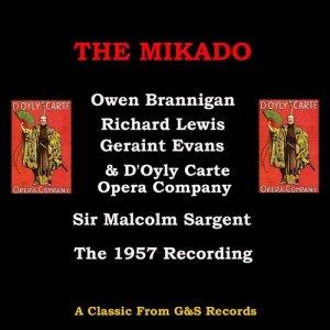 Album The Mikado (1957 Vers) from Owen Brannigan