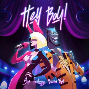 Album Hey Boy (feat. Burna Boy) from Sia