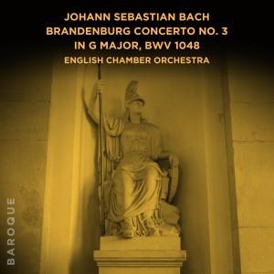 English Chamber Orchestra的專輯Johann Sebastian Bach: Brandenburg Concerto No. 3 in G Major, BWV 1048