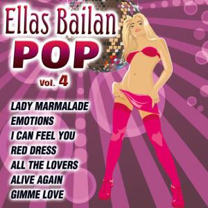 Album Ellas Bailan Pop Vol.4 from The Bad Girls Dance