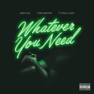 อัลบั้ม Whatever You Need (feat. Chris Brown & Ty Dolla $ign)