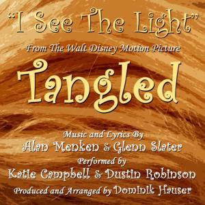 收聽Katie Campbell的Tangled - I See the Light歌詞歌曲