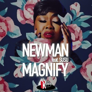 Album Magnify from Newman (UK)