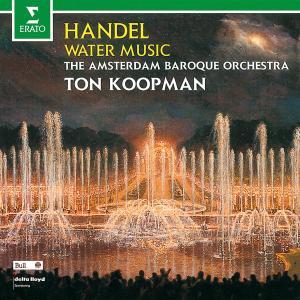 Album Handel: Water Music from Amsterdam Baroque Orchestra