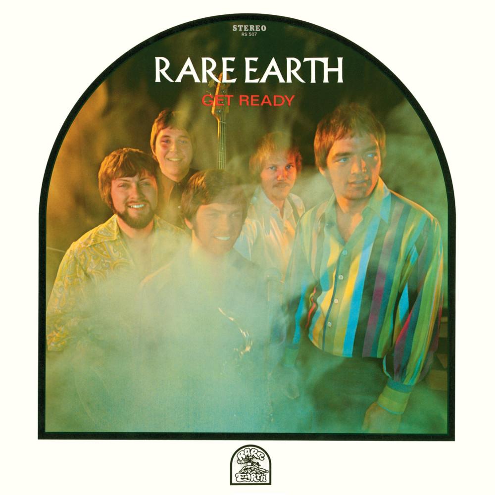 Get Ready 2009 Rare Earth