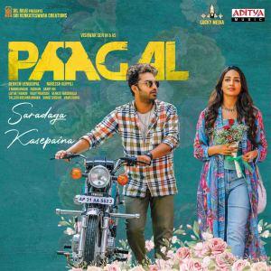 """Album Saradaga Kasepaina (From """"Paagal"""") from Karthik"""