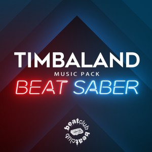Album Timbaland's Beat Saber Music Pack by BeatClub from Timbaland