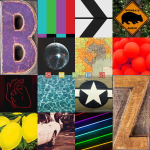 Album B - Z Sides (2003 - 2017) [In Rough Chronological Order] from The Wombats