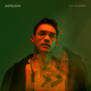 Album say i'm sorry from Afgan