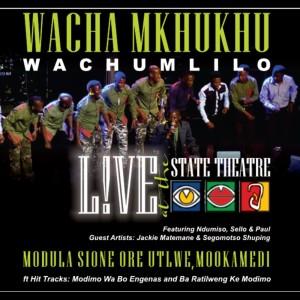 Album Modula Sione Ore Utlwe, Mookamedi from Wacha Mkhukhu Wachumlilo
