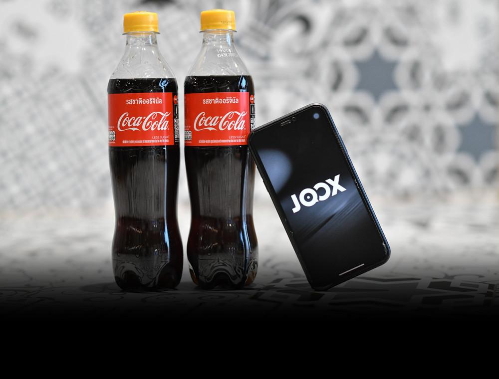 'JOOX' และ 'โคคา-โคล่า' ชวนคนไทยระเบิดความสนุก ปลุกความสดชื่น ไปกับแคมเปญ  'เปิดจังหวะซ่าในตัวคุณ' เพียงดื่ม สแกน รับฟรี JOOX VIP ฟังเพลงไม่อั้น  พร้อมลุ้นของรางวัลมากมายจาก 'โค้ก'