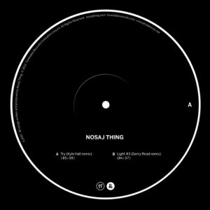 Album Home Remixes from Nosaj Thing